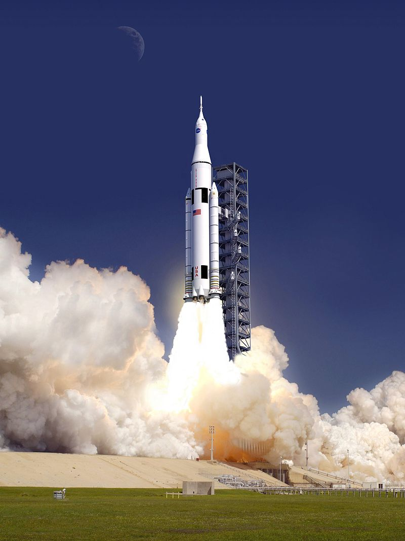 NASA's proposed Space Launch System