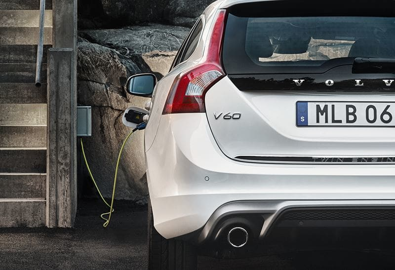 Volvo Plug-in Hybrid-Electric Vehicle
