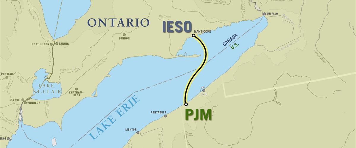 ITC Lake Erie Connector Project