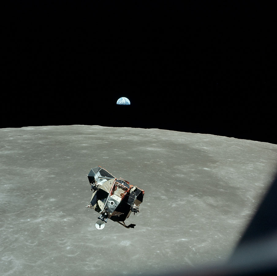 Apollo 11 Return from  the Moon
